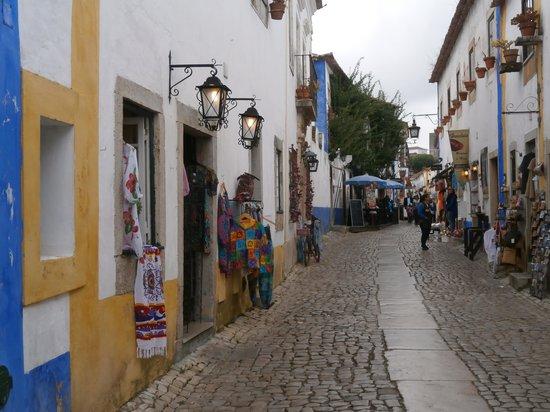 Hotel Louro: Walled town of Obidos
