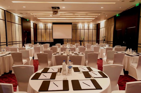 Hilton Garden Inn Gurgaon Baani Square India: conference hall