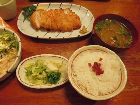 Jintei : dinner