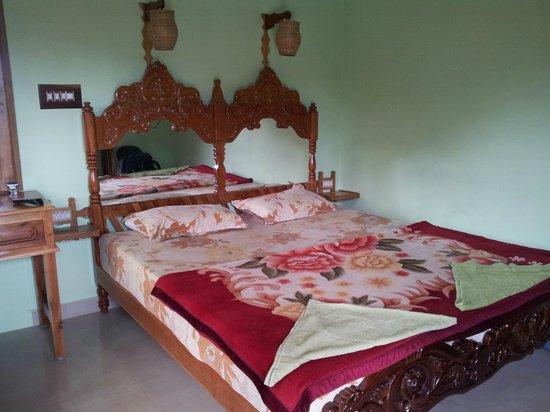 Panthalams Homestay : Chambre de 2