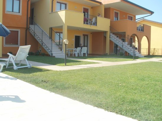 Meridiana Residence : our apt on ground floor