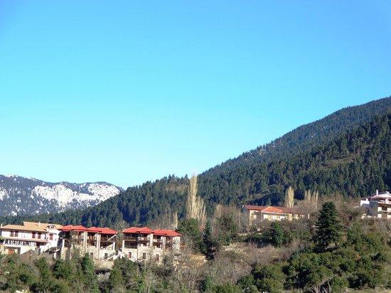 Domotel Anemolia : view