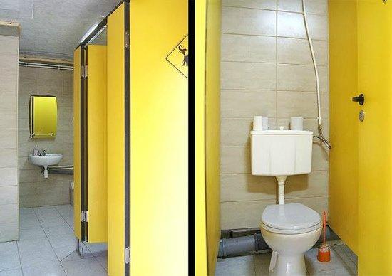 Toalety Camp 4x4 Małe Jodło Góry Świętokrzyskie
