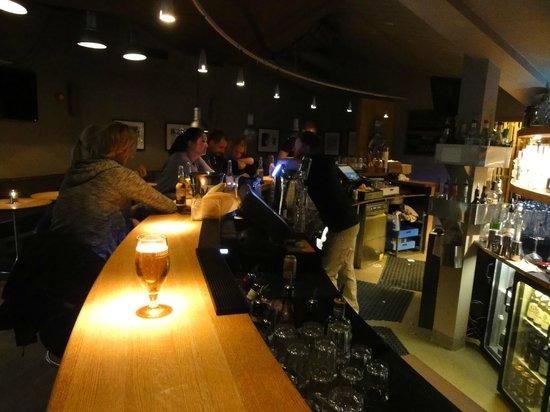 Radisson Blu Polar Hotel, Spitsbergen, Longyearbyen : The World's northernmost Pub