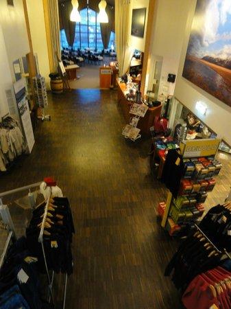 Radisson Blu Polar Hotel, Spitsbergen, Longyearbyen : Reception