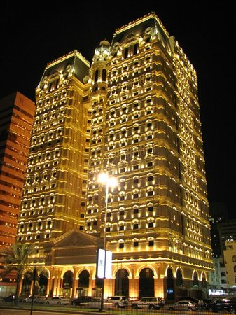 Royal Rose Hotel Abu Dhabi Reviews