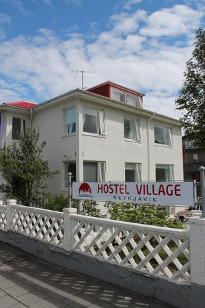 Reykjavik Hostel Village: Main House