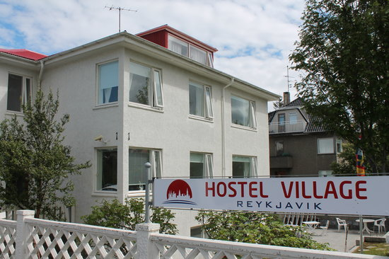 Reykjavik Hostel Village: Main House