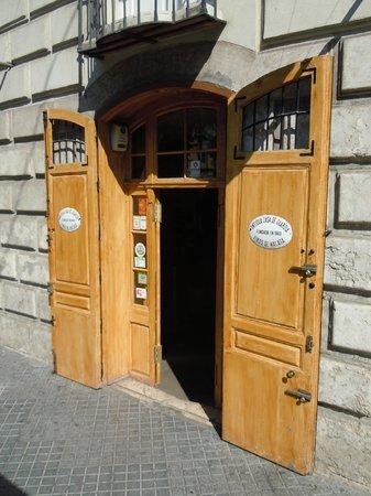 Antigua Casa de Guardia : entrée