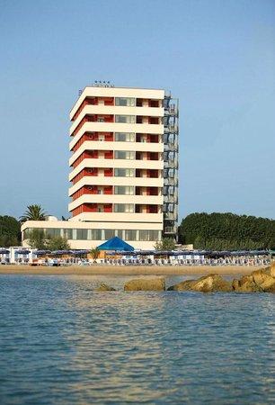 Hotel Promenade: esterno