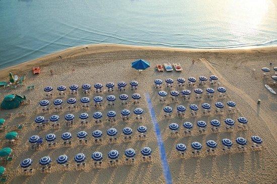 Hotel Promenade: spiaggia