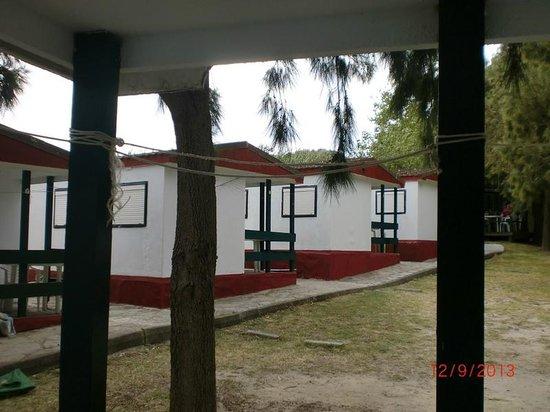 Camping Paloma: todo incomodo