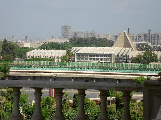 Al-Masah Hotel and Spa : Balcony