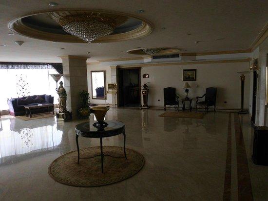 Al-Masah Hotel and Spa : Lounge