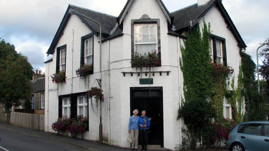 Moulin Hotel: The annexe