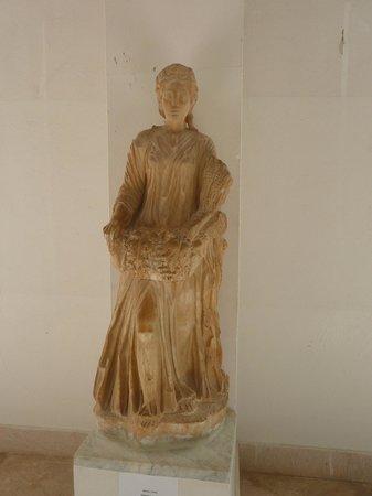 Ruines de Carthage : Het museum is een bezoek waard.