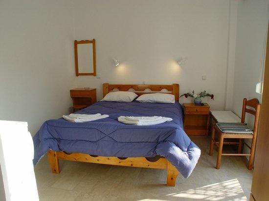 Hotel Vakhos : Δωμάτιο