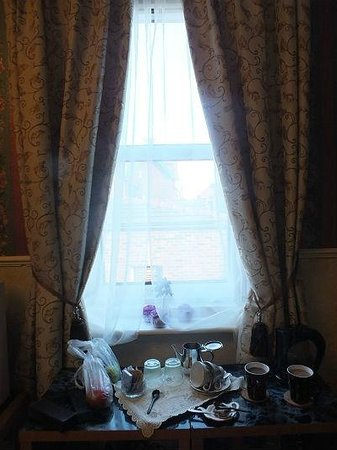 Rosewood Bed and Breakfast: Window