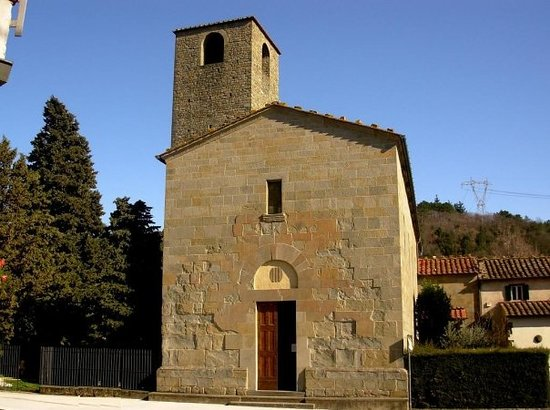 Abbazia di San Baronto