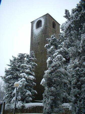 San Baronto: campanile