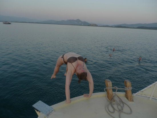 Dalyan Special Environmental Protection Area: Diving into the lake