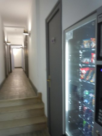 Hotel Gallia: accès ascenseur