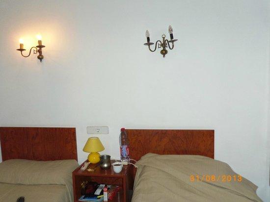 Mont-Rosa Hotel : мебель