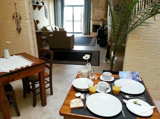 Ellie Boo Bed & Breakfast : Salle à manger pour le petit déjeuner