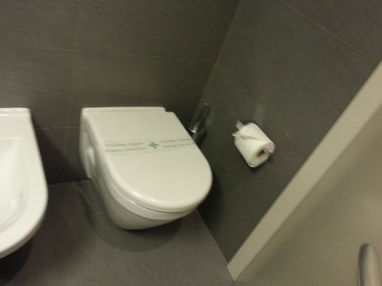 Incredible Toilet Picture Of Db Hotel Verona Airport And Congress Uwap Interior Chair Design Uwaporg