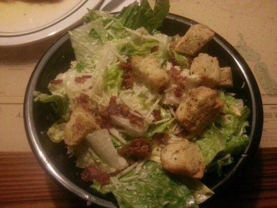 Flanigan's Seafood Bar and Grill: Caesar salad