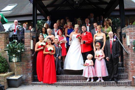 Westmead Hotel: family photo