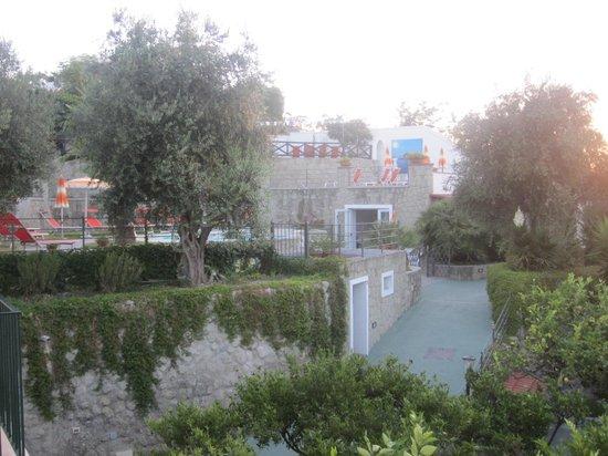 Casa Vacanze Parco del Generale: vista piscina