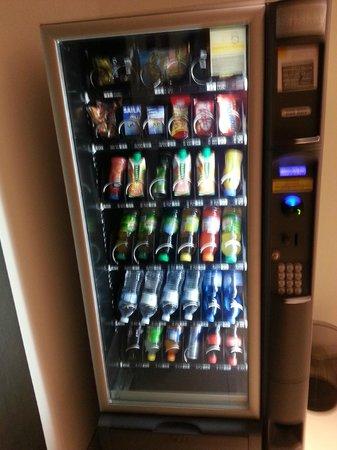 DB Hotel Verona Airport and Congress: macchina drink e snack
