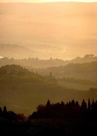 Locanda La Mandragola: Great View!