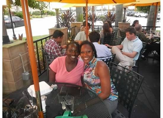 Village Tavern Pembroke Pines: great company