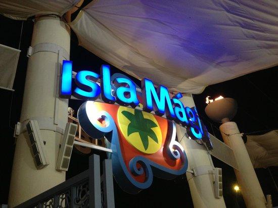Parque Isla Mágica: isla magica