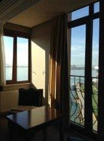 Sahil Butik Hotel : Room with view (409)