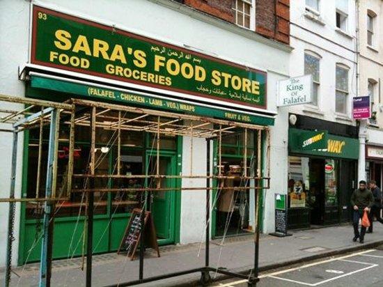 Lebanese Food Store London