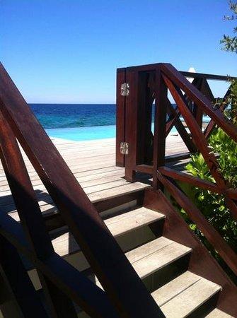 Scuba Lodge & Suites: The pool