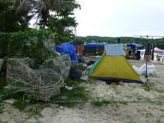 déchets long beach