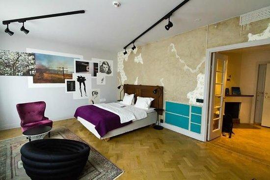 Story Hotel Riddargatan: bedroom