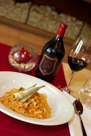 Hisa Refoska, kulinarika & vino