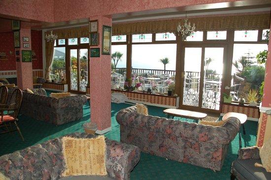 Carlton Hotel: Lounge
