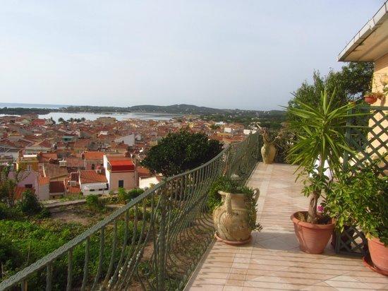 View from room - Picture of Terrazza Bellavista, Carloforte ...
