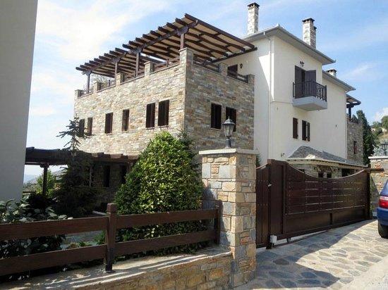 Stevalia Hotel & Spa : superbe petit hôtel