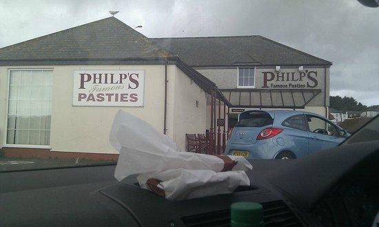 Philp's Famous Pasties: philps