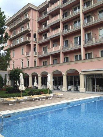 Hotel de la Paix: Pool