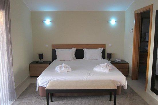 Vale da Lapa Resort & SPA : La chambre