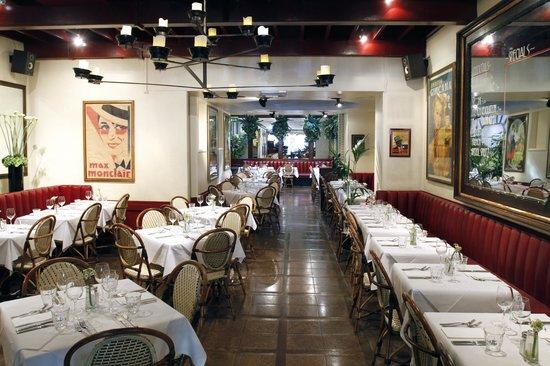 Palm Court Brasserie : Palms Candelabra
