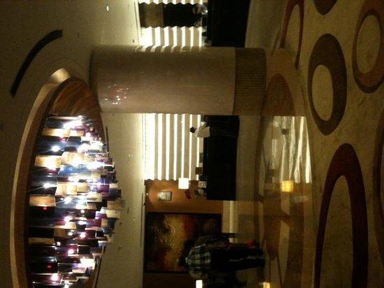 Sheraton Ningbo Hotel: reception area